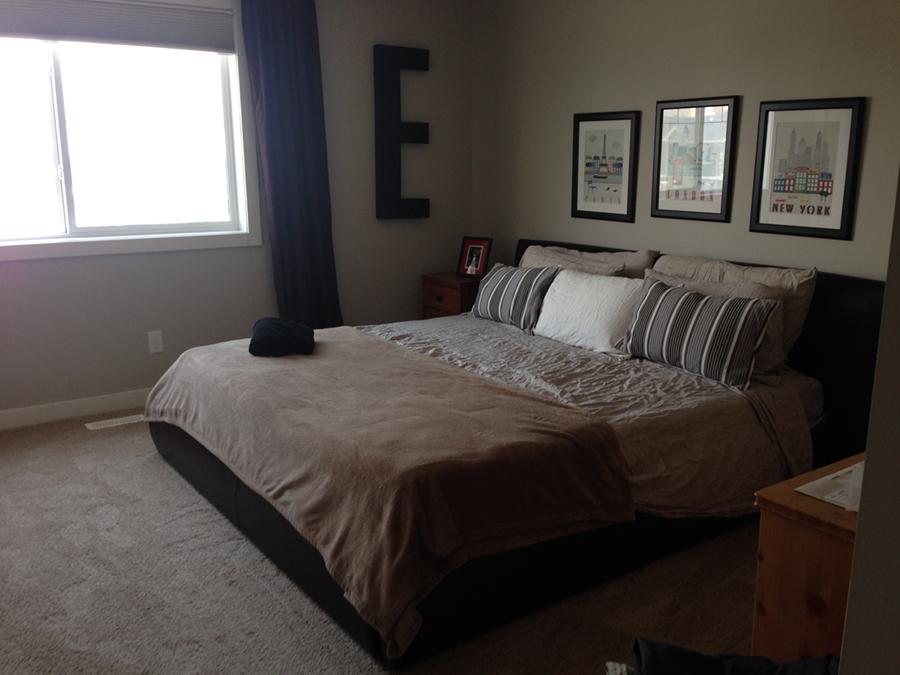 Edmonton Bachelor Condo Interior Design